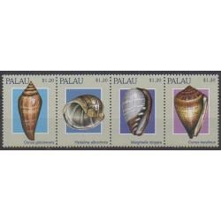 Palau - 2013 - Nb 2800/2803 - Sea life