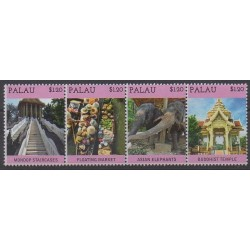 Palau - 2013 - Nb 2890/2893 - Tourism