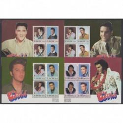 Saint Vincent - 1985 - 4 BF Elvis Presley - Music