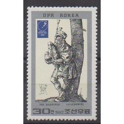 NK - 1982 - Nb 1727 - Music - Philately