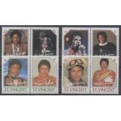 Saint Vincent - 1985 - Nb 890/897 - Music