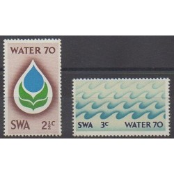 South-West Africa - 1970 - Nb 300/301