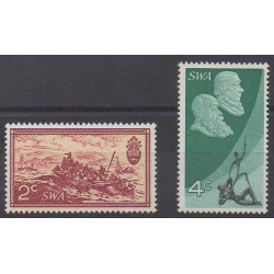 South-West Africa - 1971 - Nb 309/310 - Various Historics Themes