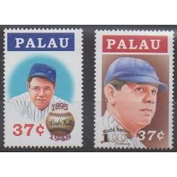 Palau - 2004 - Nb 2067 and 2076 - Various sports