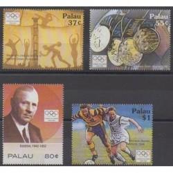 Palau - 2004 - Nb 2044/2047 - Summer Olympics