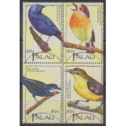 Palau - 2004 - Nb 2081/2084 - Birds