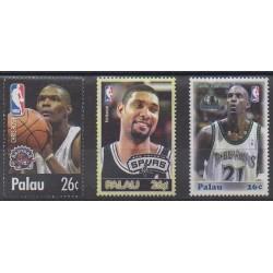 Palau - 2004 - Nb 2085/2087 - Various sports