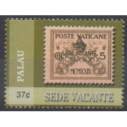 Palau - 2005 - Nb 2149 - Stamps on stamps