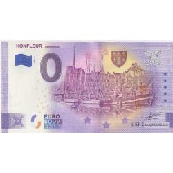 Euro banknote memory - 14 - Honfleur - 2021-2