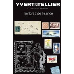 Timbres de France de 1949 à nos jours (Edition 2020)