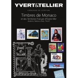 Timbres de Monaco, Territoires français d'Outre-Mer, Andorre, Europa et Nations-Unies (Edition 2017)