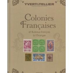 Colonies françaises et bureaux français à l'étranger