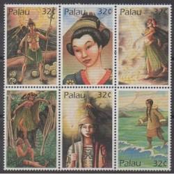 Palau - 1997 - Nb 1068/1073