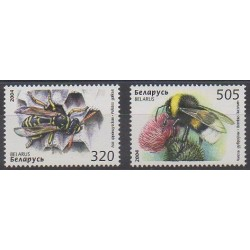 Biélorussie - 2004 - No 507/508 - Insectes