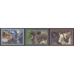 Biélorussie - 2006 - No 565/567 - Mammifères