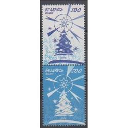 Belarus - 2006 - Nb 581/582 - Christmas