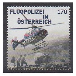 Autriche - 2016 - No 3131 - Hélicoptères