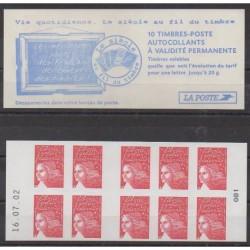 France - Booklets - 2002 - Nb 3419 - C7