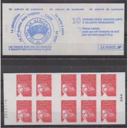 France - Booklets - 2001 - Nb 3419 - C1