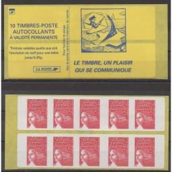 France - Booklets - 2001 - Nb 3419 - C3