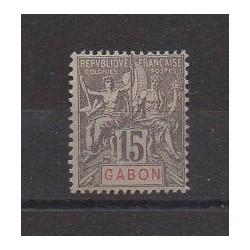 Gabon - 1904 - Nb 21 - Mint hinged