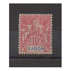 Gabon - 1904 - Nb 20 - Mint hinged