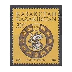 Kazakhstan - 1998 - Nb 174 - Horoscope