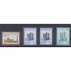 Kazakhstan - 1998 - Nb 189/192