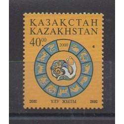 Kazakhstan - 2001 - Nb 269 - Horoscope