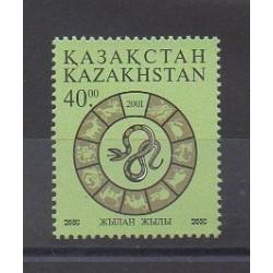 Kazakhstan - 2001 - Nb 263 - Horoscope