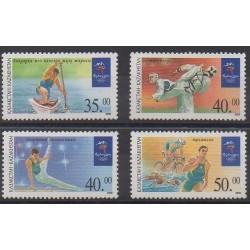 Kazakhstan - 2000 - Nb 250/253 - Summer Olympics
