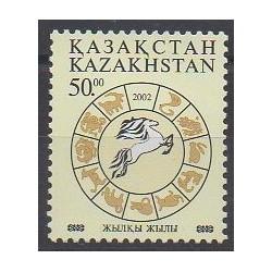 Kazakhstan - 2002 - Nb 303 - Horoscope
