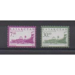 Kazakhstan - 2001 - Nb 293/294