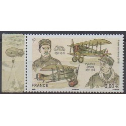 France - Airmail - 2018 - Nb PA82a - Planes - First World War