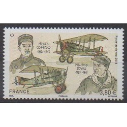 France - Airmail - 2018 - Nb PA82 - Planes - First World War