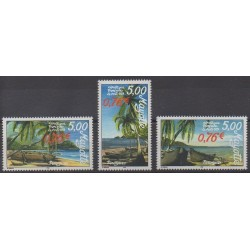 Mayotte - 1999 - Nb 76B/76D - Boats