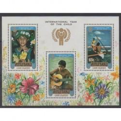 Aitutaki - 1979 - Nb BF26 - Childhood