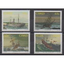 Afrique du Sud - Ciskey - 1994 - No 245/248 - Navigation