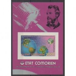 Comoros - 1976 - BF ND du PA105 - Telecommunications