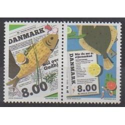 Danemark - 2016 - No 1821/1822 - Gastronomie