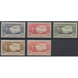 Dahomey - 1940 - Nb PA1/PA5 - Mint hinged