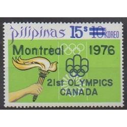 Philippines - 1976 - Nb 1019 - Summer Olympics