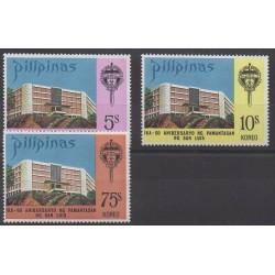 Philippines - 1973 - Nb 913/915