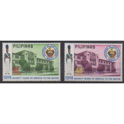 Philippines - 1975 - Nb 972/973 - Military history