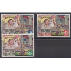 Philippines - 1973 - Nb 935/937 - Various Historics Themes