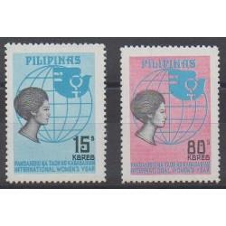 Philippines - 1975 - Nb 987/988