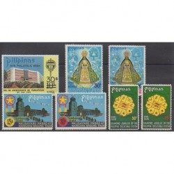 Philippines - 1976 - Nb 1027/1033