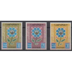 Kowaït - 1973 - No 547/549