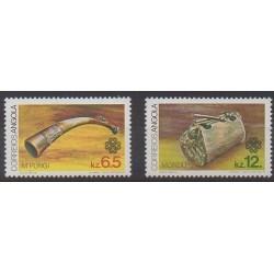 Angola - 1983 - Nb 668/669 - Music