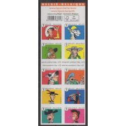 Belgium - 2015 - Nb 4486/4495 - Cartoons - Comics
